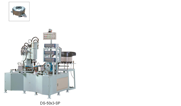Product Image of Motor Shell Welding Machine