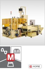 Seam Welding Machine - Fully Automatic - DMA-200~300-BRK