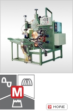 Seam Welding Machine - Fully Automatic Horizontal - DMA-200-300AB-H