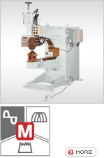 Seam Welding Machine - Longitudinal - DM-150~300-V