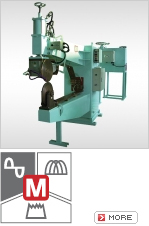 Seam Welding Machine - Longitudinal - DM-200-V-WT