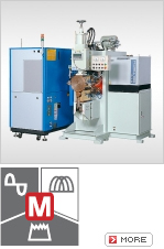 Seam Welding Machine - Transverse - DM-150~300-H-2D