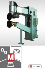 Seam Welding Machine - Transverse - DM-200-H-WT