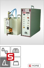 Spot Welding Machine - Bench Type - DSCK-0.5~1-SP