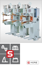 Spot Welding Machine - Stationary Type